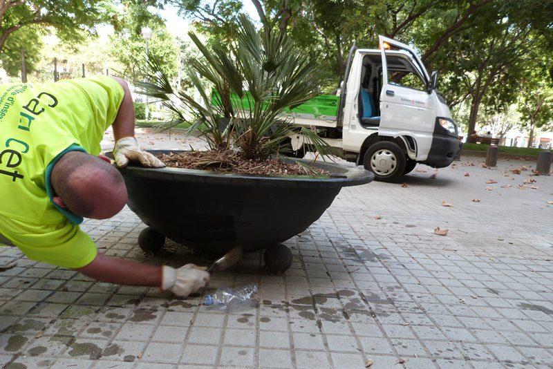 Serveis de mobiliari urbà